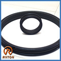 large size NBR rubber O-ring with metal ring 17M-27-00100 floating oil seal