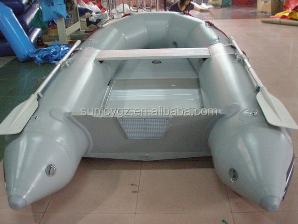 Boat Motor factory price, PVC Rigid Inflatable Boat dinghy With Air Floor china suppliers Aluminum Boat for sale