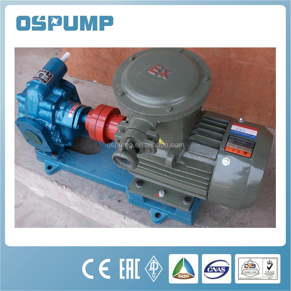KCB/ 2CY positive stainless displacement rotary pumps for oil