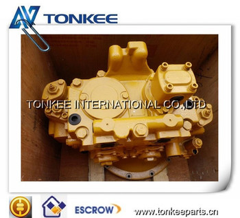 320D Hydraulic main pump, 320D Hydraulic main pump assy