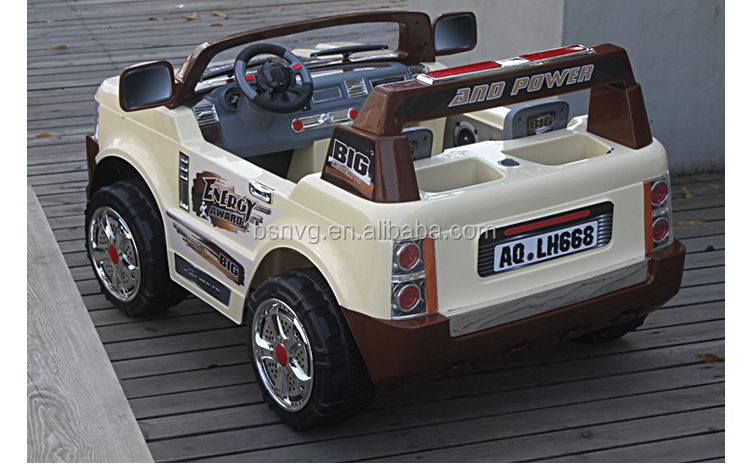 children's battery-operated vehicle ride on car