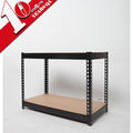 Cheap Warehouse Dividers Commercial Shelf Metal Storage Rack