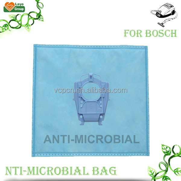 VACUUM CLEANER PARTS OF ANTI-MICROBIAL MICRO DUST BAG FOR BOSCH(PMBC19)