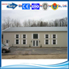 Cheap steel structure prefabricated hotel building