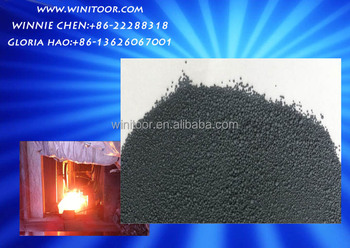 Hot Sale India Market For Refractory Leading supplier in China 95%min Undensified Black Grey Silica fume