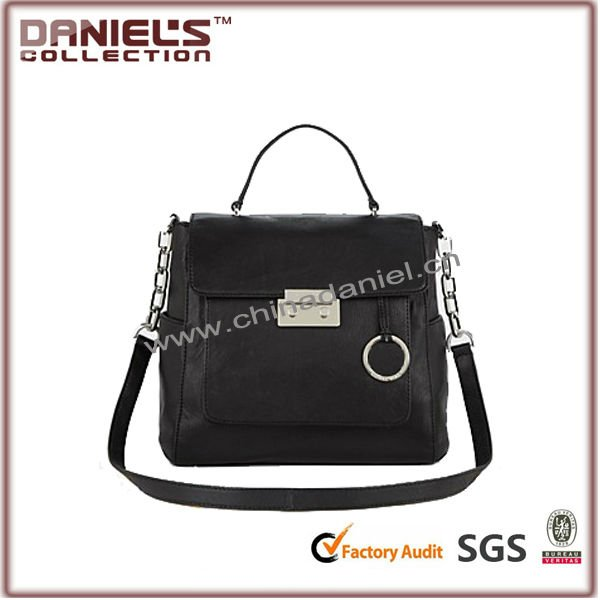 black white two way retro leather italy branded handbags