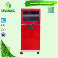 Home Mini Remote contral evaporative mobile air cooler