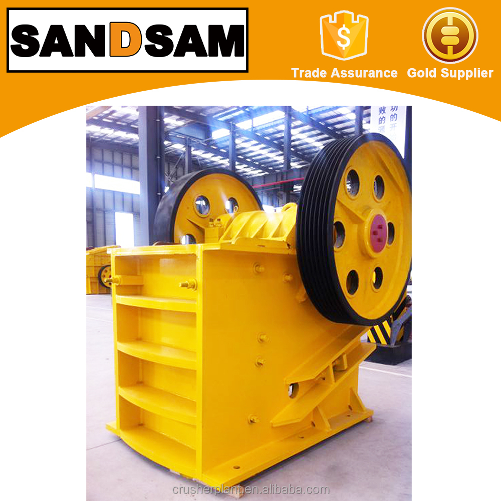 Popular equipment stone crusher machine ,high quality jaw crusher plant for sale
