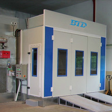 Small Paint Booth Furniture Spray Booth Plastic Spray Booth