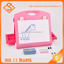 Popular multifunction erasable portable drawing board for improve drawing ability