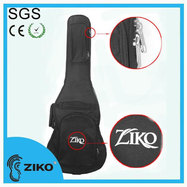 black color electric guitar bag for guitarra electrica