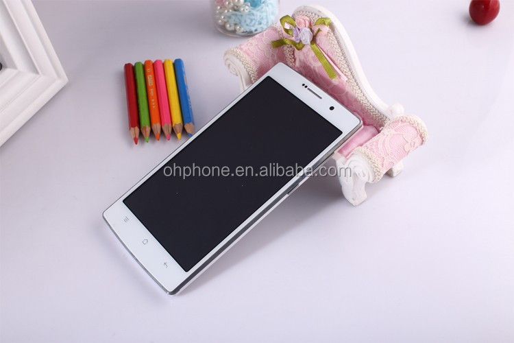 5.5 inch QHD touch screen quad band gsm wcdma quad core 2 sim mobile phone