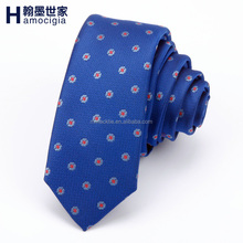 High Quality PolyesterJacquard woven necktie Polyester tie