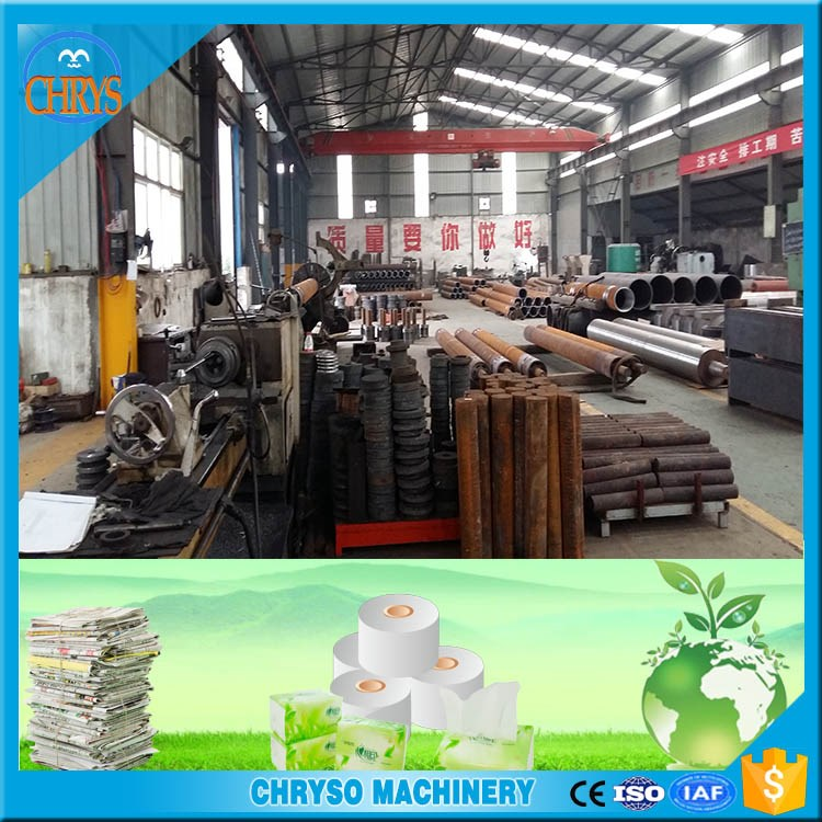 2016 semi automatic toilet paper Making Machine production line