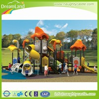 Children School Daycare Outdoor games ,Kids outdoor used commercial playground equipment for sale