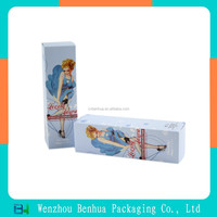 white card paper color printing medicine production packing box