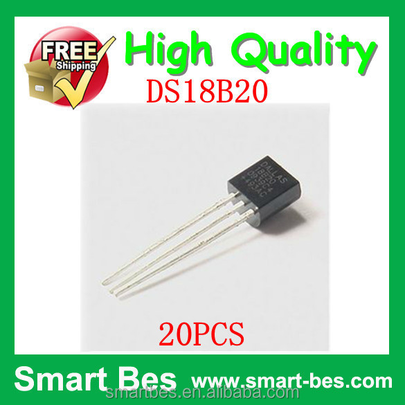 Smart Electronics~ 100% Quality DALLAS 18B20 Digital Temperature Sensor (DS18B20) digital car temperature sensor
