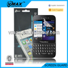 GuangZhou mobile phone accessories for Blackberry Q5 screen protector oem/odm (Anti-Fingerprint)