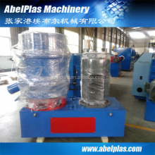 plastic agglomerates machine