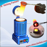 Mini Induction Gold Melting Furnace Jewelry