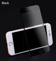 High transparant 0.33mm ultra thin anti scratch 9h hardness tempered glass screen protector for iPhone 7