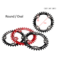 GUB X11 Round 104BCD 32T/34T/36T CNC A7075 Alloy Bike Chainring Round Chainwheel MTB Road Cycle Crankset Parts