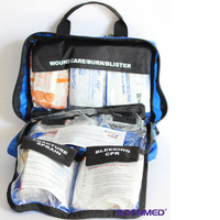 Durable Mountain Series Medical Kit With CE Certification