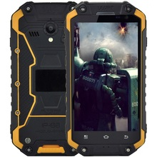 X8G IP68 Waterproof Rugged Mobile Phone 4.7 Inch HD Screen Quad Core 2GB+16GB NFC 4000mAh OTG 8MP Dustproof 4G LTE Smartphone