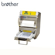 Top 10 product Semi Automatic Manual Lunch Box Food Tray Sealing Packing Machine,Tray Sealer