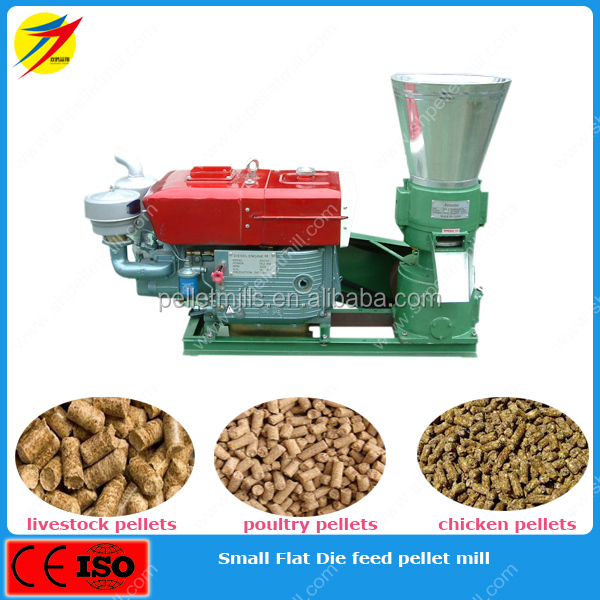 Most popular animal feed making mills with competitive price