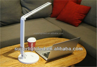 SL-185 9w home decorative portable luminaire led reading table lamp with electric outlet