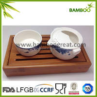 Cheap Custom Bamboo Tea Tray