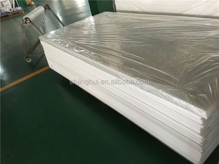 Customized peek pp hollow sheet for sale