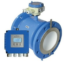 Digital water electromagnetic batch control flow meter