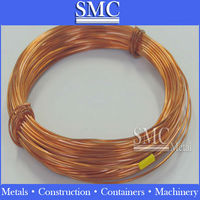 thin wall copper tubing capillary copper tube C1100 C1220 C1020