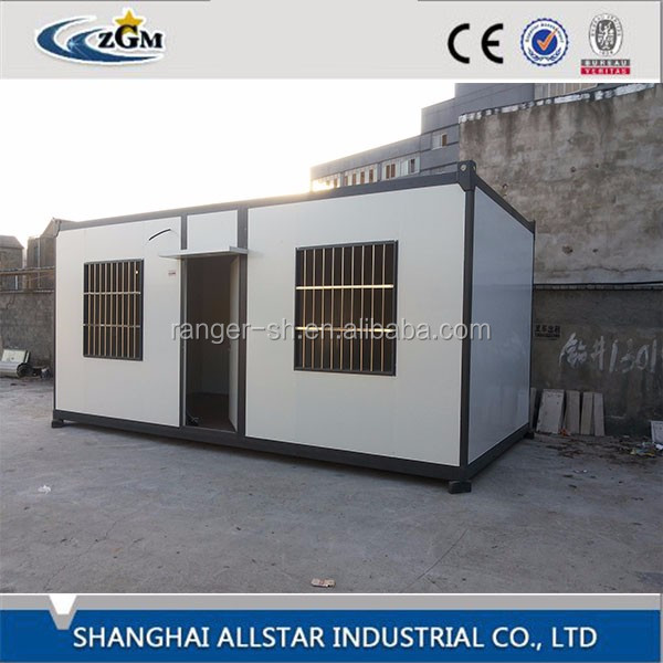 A+ Easy Assembly Prefab Container House 20ft