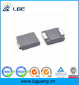 LGE SS34 3A 40V DO-214AA schottky barrier rectifier