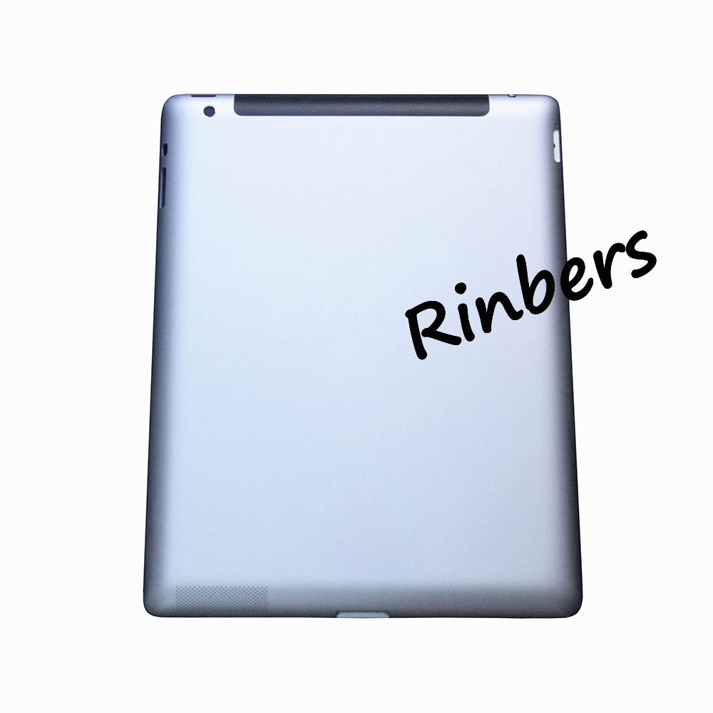 New Original Back Cover Housing Rear Case Replacement for iPad 2 WIFI WIFI+Cellular 3G Version