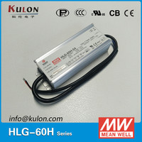 MEAN WELL POWER SUPPLY HLG-60H-C350A (single output 350mA) PFC constant current 70w Led driver