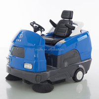 Motor street sweeper with cheap price