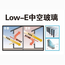 Energy Saving Building Glass Low-e Double Glazed Glass Solar Control Coated Glass