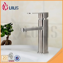 (FDS9) 2015 Bathroom 304ss Basin Tap Stainless Steel Basin