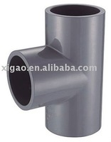 pvc fitting Tee pipe and fitting pvc pipe fittings pipe fittins