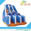 Yuhong summer 2017 popular sea world inflatable slide for kids