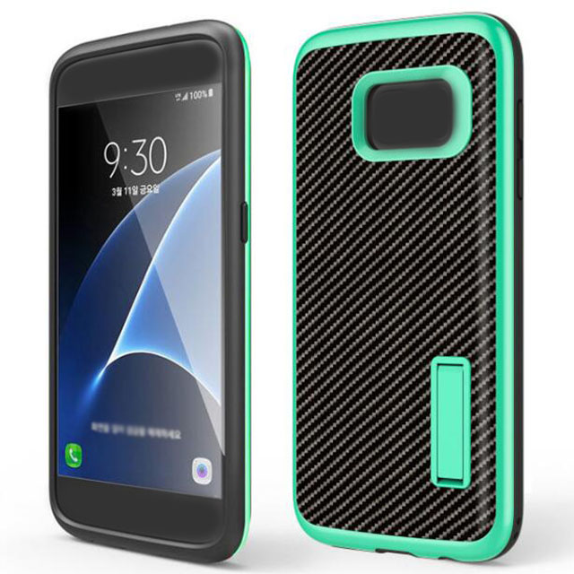 Removable Bracket Dual Layer Printable Armor Shock Proof A7100 8 Phone Case Cover