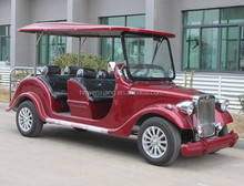 2015 Hot Product 6 Seater Electric Classic Car