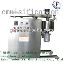 vacuum homogenizing emulsifier/cream making /blending/mixing /machine /lab