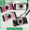 New product camera silicone case with string for iphone 6 case