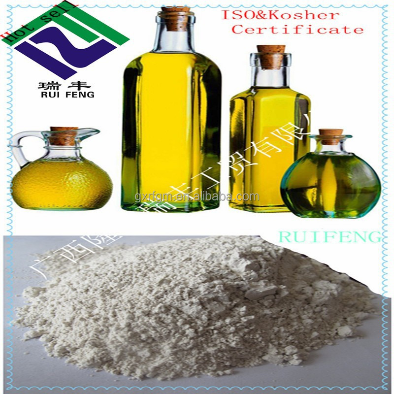 oil decoloring chemicals supplier