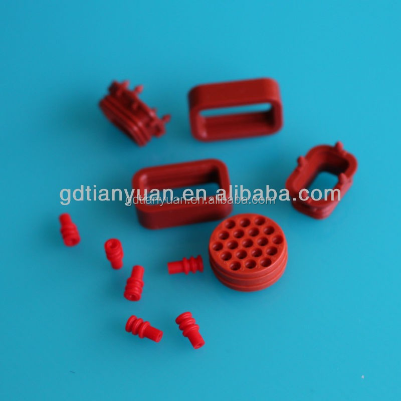 OEM Silicone rubber O-rings, overmold diaphragm, OEM LSR camera accessories manufacturer